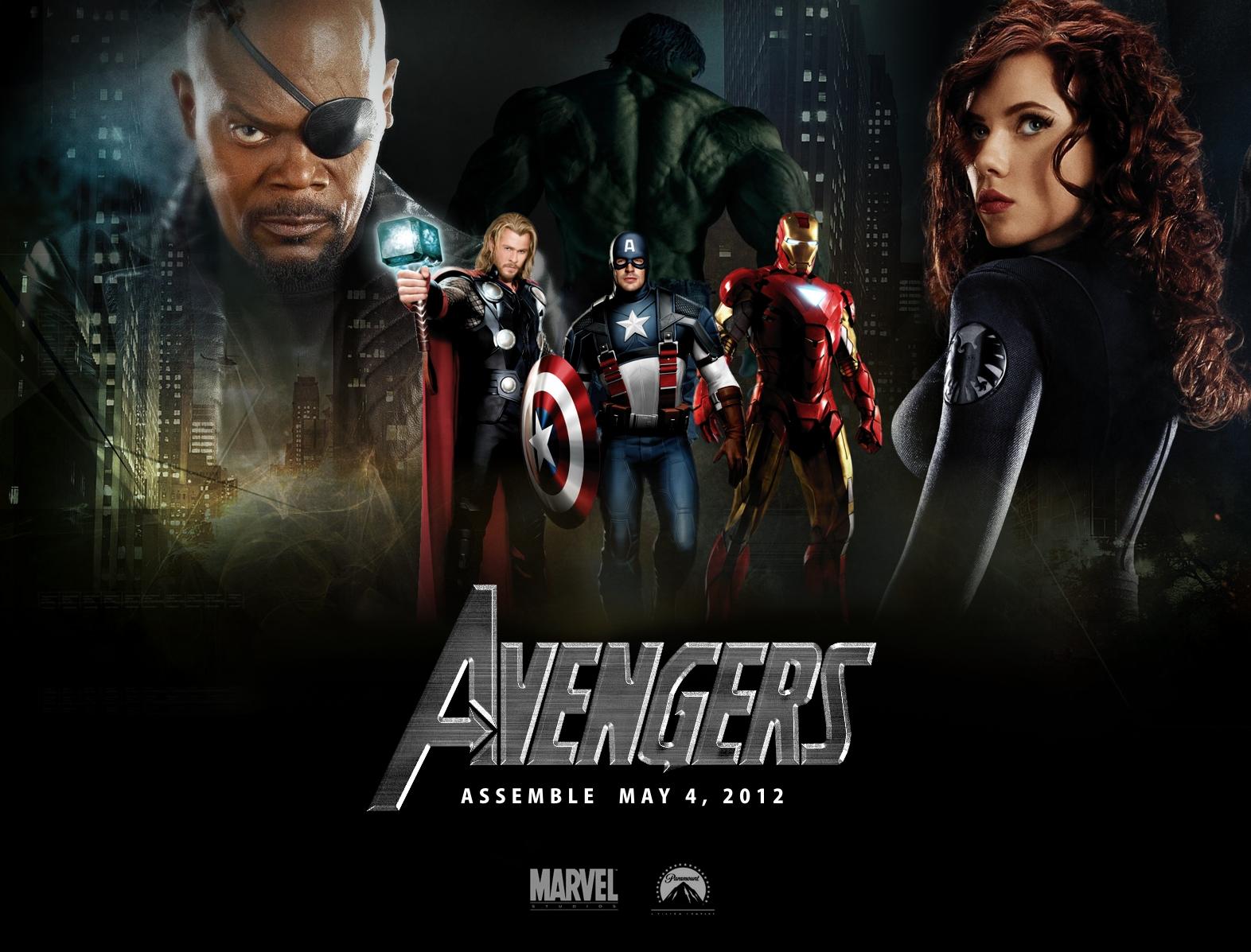 Trailer de Os Vingadores