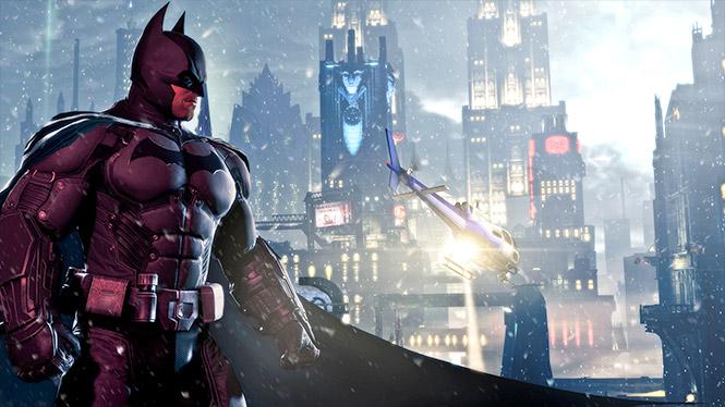 Batman Arkham Origins – Atenção, Gotham City