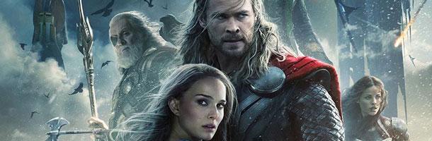 Salazar Revela… Tudo Sobre Thor: Mundo Sombrio
